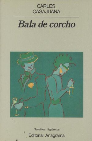 BALA DE CORCHO