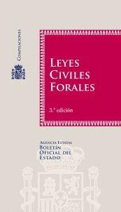 LEYES CIVILES FORALES