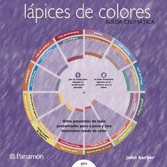 LAPICES DE COLORES RUEDA CROMATICA