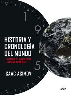 HISTORIA Y CRONOLOGÍA DEL MUNDO. ARIEL-RUST