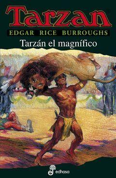 TARZAN EL MAGNIFICO.EDHASA-TARZAN-21-RUST