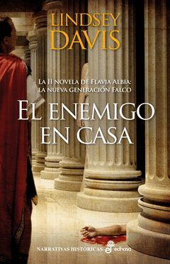 ENEMIGO EN CASA,EL.FLAVIA ALBIA-02.EDHASA-DURA