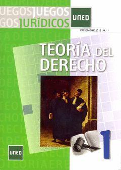 JUEGOS JURÍDICOS. TEORÍA DEL DERECHO Nº 1