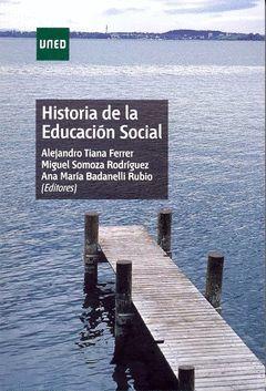 HISTORIA DE LA EDUCACION SOCIAL