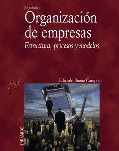 ORGANIZACIÓN DE EMPRESAS.PIRAMIDE-RUST-ED.07