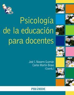 PSICOLOGÍA DE LA EDUCACIÓN PARA DOCENTES