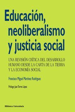 EDUCACIÓN, NEOLIBERALISMO Y JUSTICIA SOCIAL. PIRAMIDE