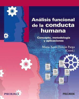 ANÁLISIS FUNCIONAL DE LA CONDUCTA HUMANA