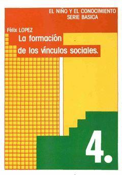 FORMACIÓN DE LOS VÍNCULOS SOCIALES,LA.MEC