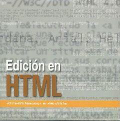 EDICIÓN HTML