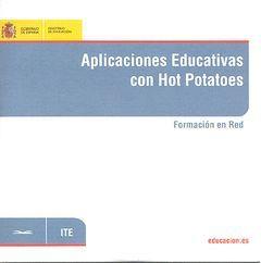 APLICACIONES EDUCATIVAS CON HOT POTATOES. FORMACIÓN EN RED