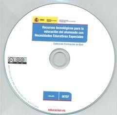 RECURSOS TECNOLÓGICOS PARA LA EDUCACIÓN DEL ALUMNADO CON NECESIDADES EDUCATIVA E