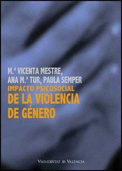 IMPACTO PSICOSOCIAL VIOLENCIA DE GENERO