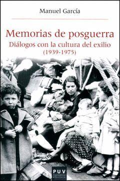 MEMORIAS DE POSGUERRA.PUV-RUST