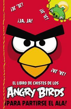 LIBRO DE CHISTES DE LOS ANGRY BIRDS,EL