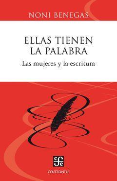 ELLAS TIENEN LA PALABRA.FCE