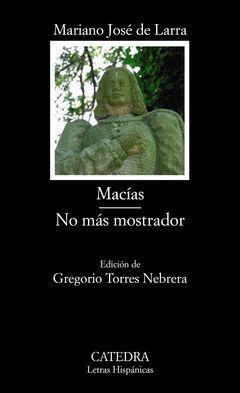 MACÍAS / NO MÁS MOSTRADOR-LH-635