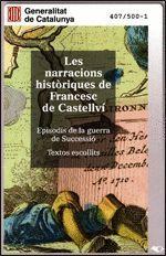 NARRACIONS HISTÒRIQUES DE FRANCESC DE CASTELLVÍ