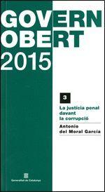 JUSTÍCIA PENAL DAVANT LA CORRUPCIÓ, LA