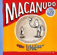 MACANUDO-2.RESERVOIR BOOKS-COMIC