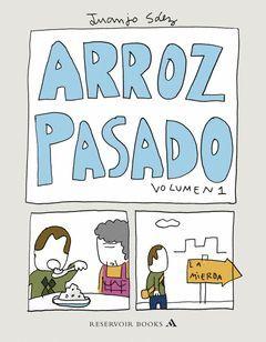 ARROZ PASADO.RESERVOIR BOOKS-COMIC-RUST