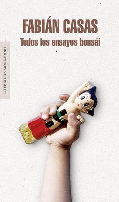 TODOS LOS ENSAYOS BONSAI. MONDADORI-524-RUST