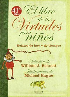 VIRTUDES PARA NIÑOS,LIBRO DE.EDICIONES B-G-CARTONE