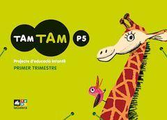 TAM TAM 5 ANYS 1R TRIM CARPETA