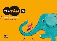 TAM TAM 3 ANYS 2N TRI CARPETA