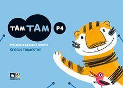 TAM TAM 4 ANYS 2N TRIM CARPETA