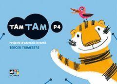 TAM TAM 4 ANYS 3R TRIM CARPETA
