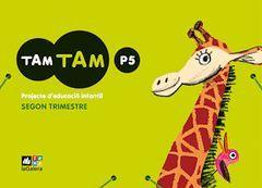 TAM TAM 5 ANYS 2N TRIM CARPETA