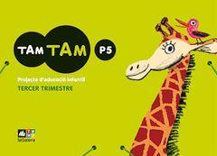 TAM TAM 5 ANYS 3R TRIM CARPETA