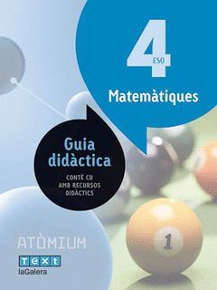 GUIA MATEMÀTIQUES 4 ESO (ATÒMIUM)
