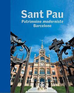 SANT PAU. PATRIMOINE ART NOUVEAU