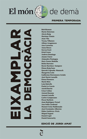 EIXAMPLAR LA DEMOCRACIA