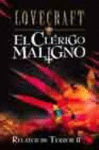 RELATOS DE TERROR-2.CLERIGO MALIGNO.EDAF
