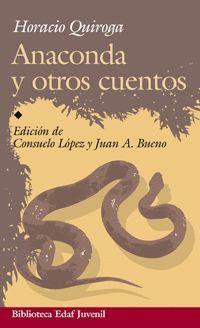 ANACONDA Y OTROS CUENTOS-BIBL EDAF JUVENIL-23