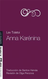 ANNA KARENINA. BIBL. EDAF-017