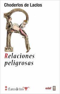 RELACIONES PELIGROSAS. EDAF-EL RACO DE EROS-1-RUST