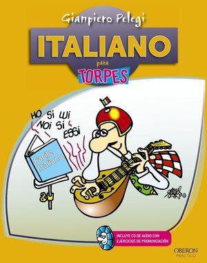 ITALIANO PARA TORPES.ANAYA