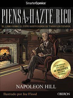 PIENSA Y HAZTE RICO. OBERON-COMIC-RUST