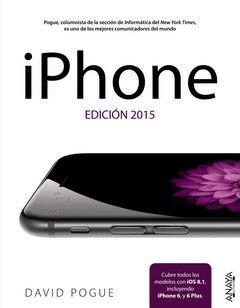 IPHONE. EDICIÓN 2015