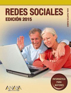 REDES SOCIALES PARA MAYORES.ED15.ANAYA MULTIMEDIA