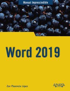 WORD 2019