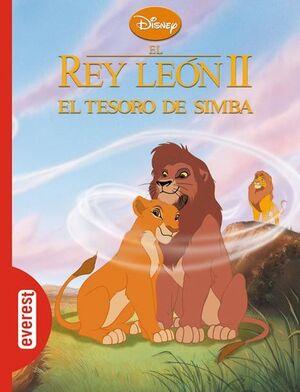 EL REY LEON II. EL TESORO DE SIMBA
