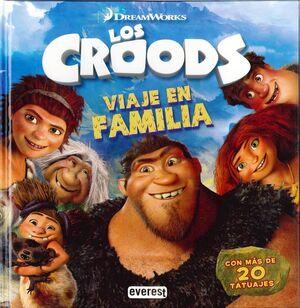LOS CROODS. VIAJE EN FAMILIA