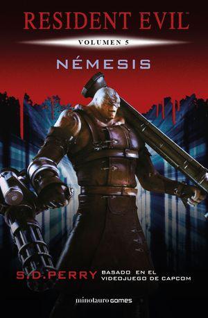 RESIDENT EVIL: NEMESIS