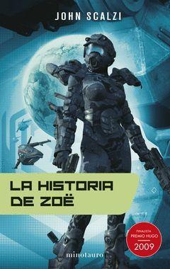 HISTORIA DE ZOE,LA.MINOTAURO-RUST