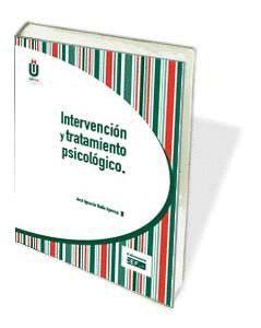 INTERVENCIÓN Y TRATAMIENTO PSICOLÓGICO